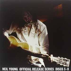 Neil Young - Official Release Series Discs 5 - 8 VINYL - 9362494355