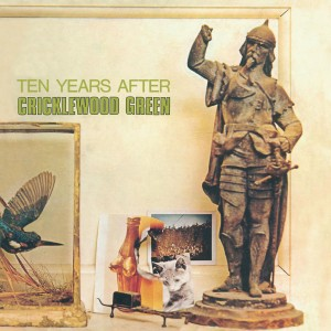 Ten Years After - Cricklewood Green CD - 2564629351