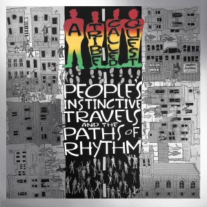 A Tribe Called Quest - People's Instinctive Travels And The Paths Of Rhythm (25th Anniversary Edition) VINYL - 88875172371
