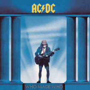 AC/DC - Who Made Who VINYL - E80211