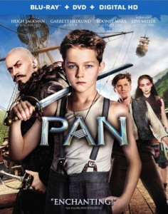 Pan Blu-Ray - Y34029 BDW