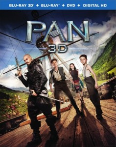 Pan 3D Blu-Ray - Y34030 BDW
