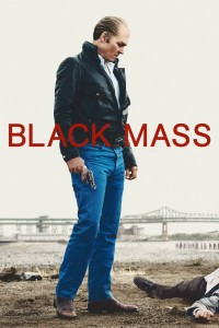 Black Mass Blu-Ray - Y34036 BDW