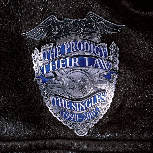 The Prodigy - The Prodigy: Their Law the Singles 1990 - 2005 VINYL - XLLP190