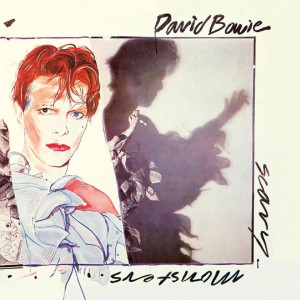 David Bowie - Scary Monsters (And Super Creeps) CD - 07243 5218950