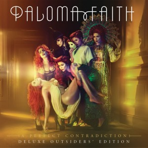 Paloma Faith - A Perfect Contradiction Outsiders' Edition (Deluxe Version) CD - 88843006102