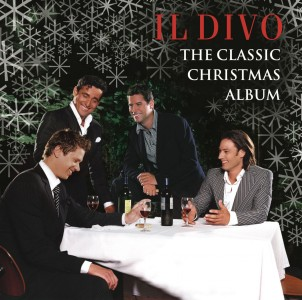 Il Divo - The Classic Christmas Album CD - CDRCA7433