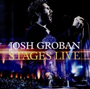 Josh Groban - Stages - Live CD+DVD - WBCD 2358
