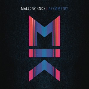 Mallory Knox - Asymmetry CD - 88843094262