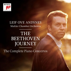 Leif Ove Andsnes - The Beethoven Journey - Piano Concertos Nos. 1-5 CD - 88843058872