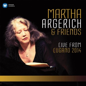 Martha Argerich - Martha Argerich and Friends Live from the Lugano Festival 2014 CD - 2564613460