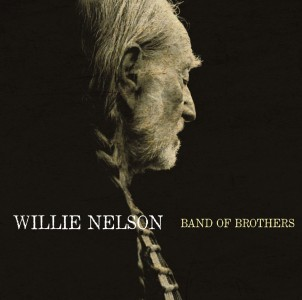 Willie Nelson - Band of Brothers CD - 88843019212