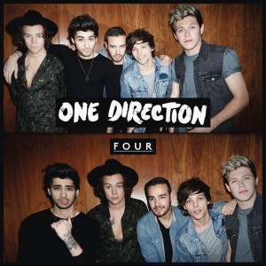 One Direction - FOUR (Deluxe Edition) CD - 88843067112