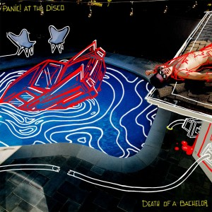 Panic! At The Disco - Death Of A Bachelor CD - ATCD 10414