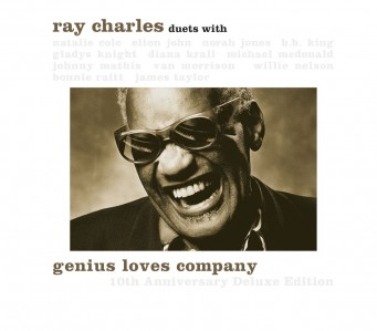Ray Charles - Genius Loves Company (10th Anniversary Deluxe Edition) CD+DVD - 2564620301