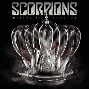 Scorpions - Return to Forever (Deluxe Editon) CD - 88875059112