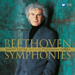 Simon Rattle & Vienna Philharmonic Orchestra - Beethoven: Complete Symphonies CD - 2564619878