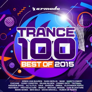 Trance 100 - Best of 2015 CD - ARMA418