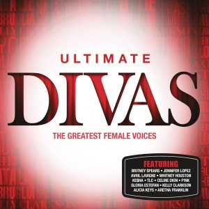 Ultimate... Divas CD - CDSM616