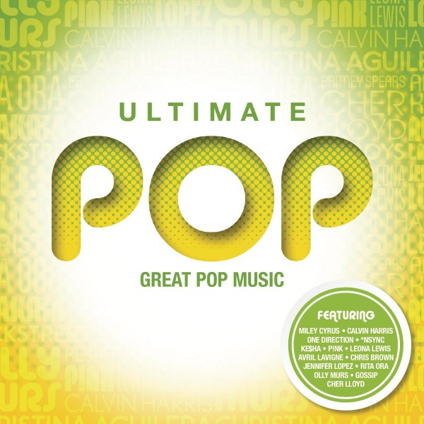 Ultimate... Pop CD - CDSM618