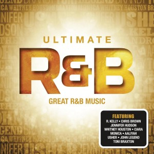Ultimate... R&B CD - CDSM620