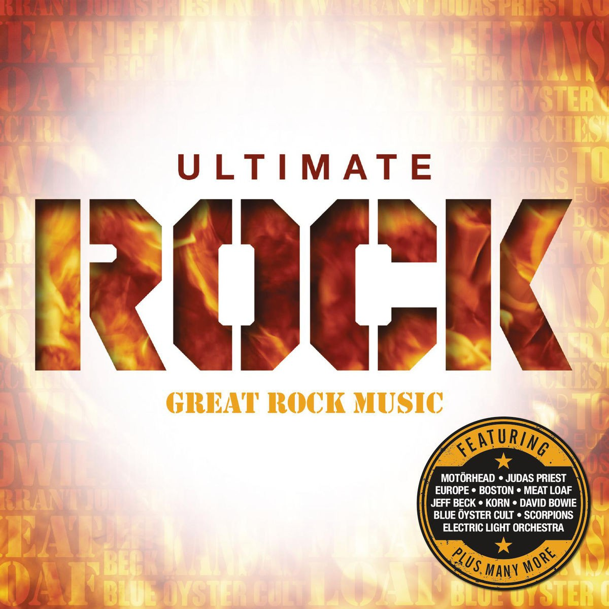 Ultimate... Rock CD - CDSM621