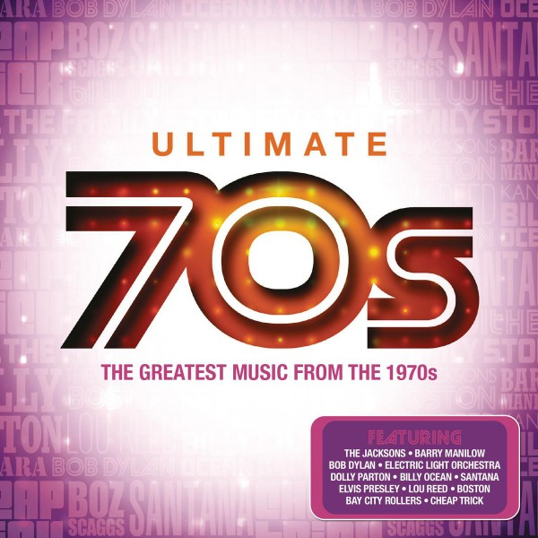 Ultimate... 70s CD - CDSM622