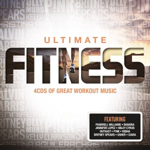 Ultimate... Fitness CD - CDSM636