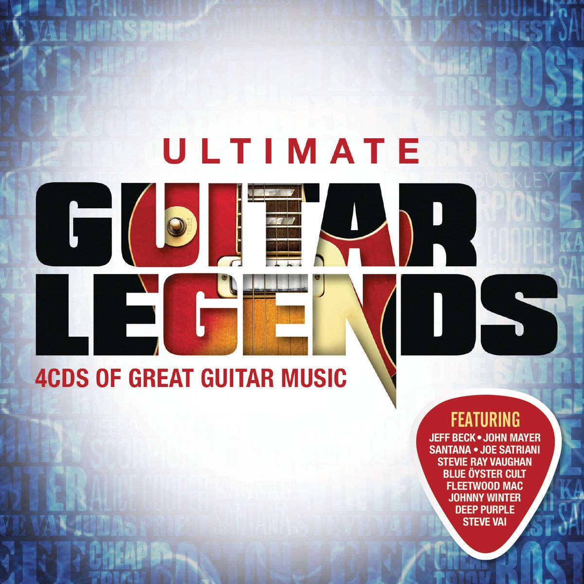 Ultimate Guitar Legends Cd Echo S Record Bar Online