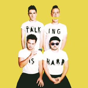 Walk the Moon - TALKING IS HARD CD - 88843098092