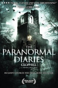 The Paranormal Diaries: Clophill DVD - 10223725