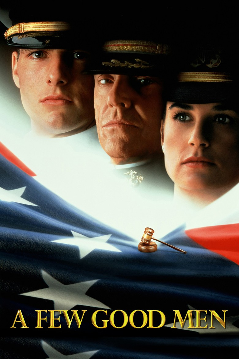 A Few Good Men DVD - 10225607