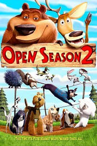 Open Season 2 (Big Faces Range) DVD - 10225823