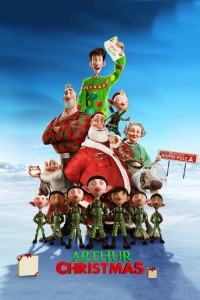 Arthur Christmas (Big Faces Range) DVD - 10225827