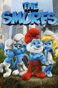 The Smurfs (Big Faces Range) DVD - 10225828