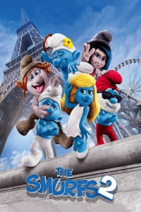 The Smurfs 2 (Big Faces Range) DVD - 10225829