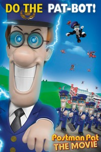 Postman Pat: The Movie DVD - BSF 009