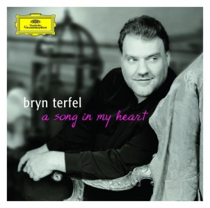 Bryn Terfel - A Song in my Heart CD - 00289 4776686