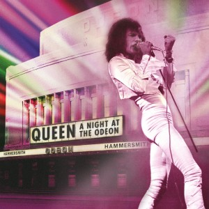 Queen - A Night At The Odeon CD+DVD - 06025 4757847