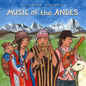 Putumayo Presents: Music of the Andes CD - PUT342
