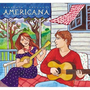 Putumayo Presents: Americana CD - PUT345