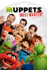 Muppets Most Wanted DVD - 10224087