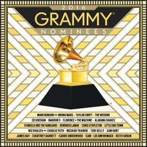 2016 GRAMMY Nominees CD - 06025 4768544