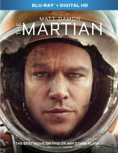 The Martian Blu-Ray - BDF 64560