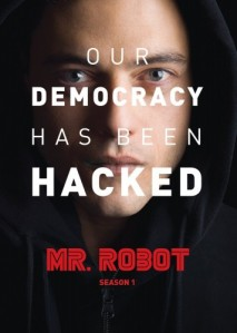 Mr. Robot: Season 1 DVD - 100857 DVDU