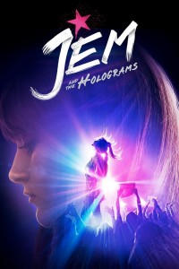Jem and the Holograms DVD - 484229 DVDU