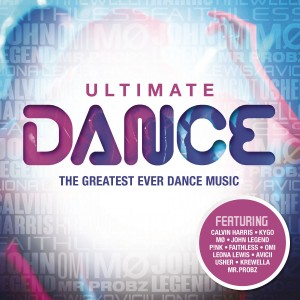 Ultimate... Dance CD - CDSM646