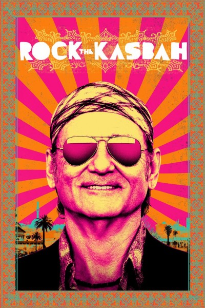 Rock the Kasbah DVD - BSF 073