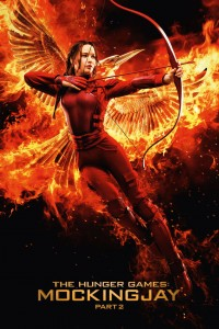 The Hunger Games: Mockingjay - Part 2 DVD - 04154 DVDI