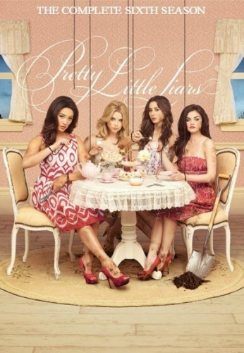 Pretty Little Liars: Season 6 DVD - Y34117 DVDW
